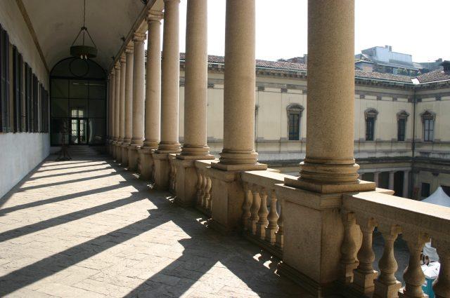 Palazzo del Senato a Milano