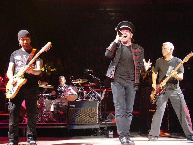 U2 in concerto a Milano: biglietti e tour della band irlandese