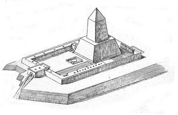 Tempio solare, c'era una volta quello in piazza della Scala