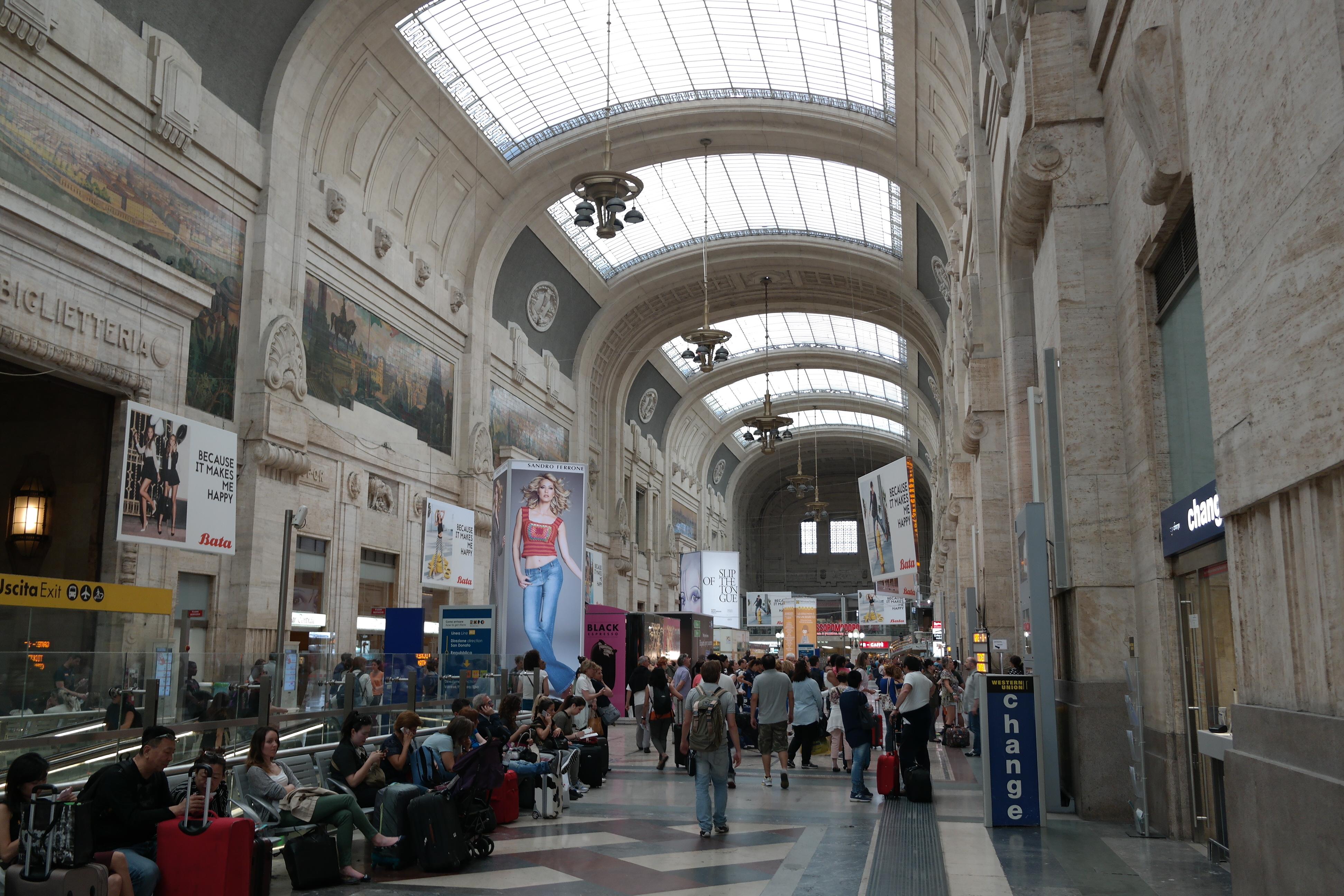 Stazione di Milano Centrale, storia della più importante ...