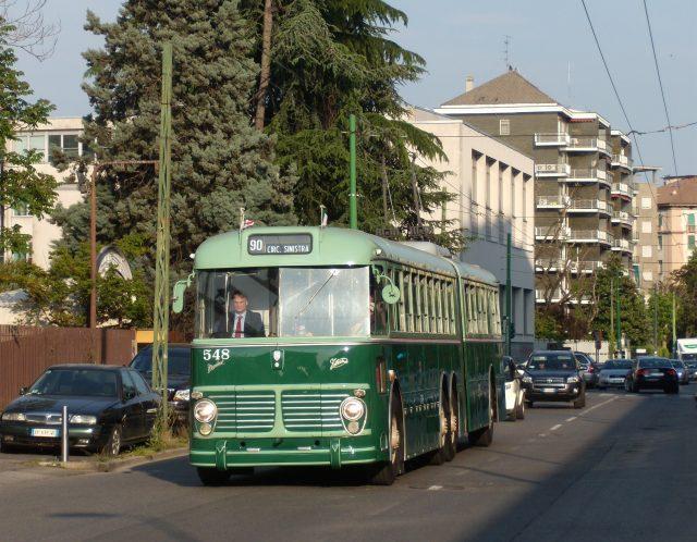 28 ottobre 1933: nascita dei primi filobus a Milano!