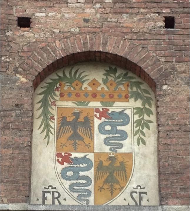 Biscione di Milano: storia e mito dello stemma dei Visconti