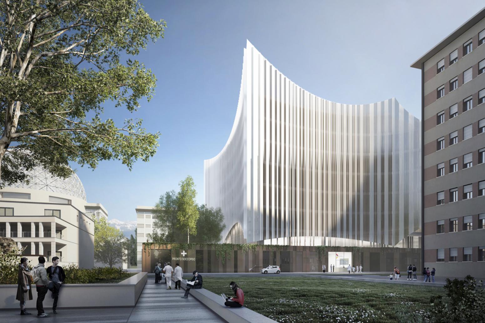 San Raffaele: nel 2020, il nuovo volto dell'ospedale