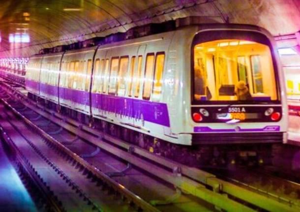 Linea M5: nuove sponsorizzazioni per le fermate della metropolitana di Milano