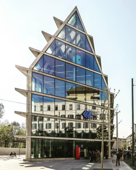 Milano: le vie della Fondazione Feltrinelli dedicate ai grandi scrittori