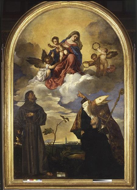 Palazzo Marino, la Sacra Conversazione di Tiziano in mostra fino al 14 gennaio