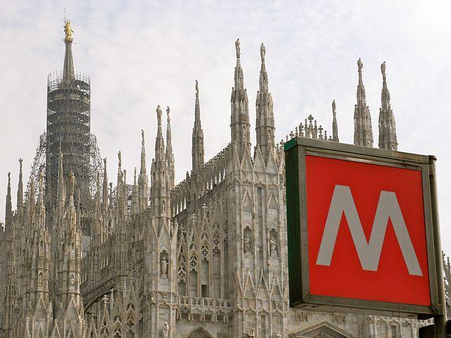 WiFi gratuito metro a Milano