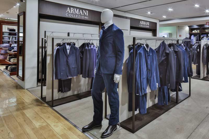 Abbigliamento a Milano