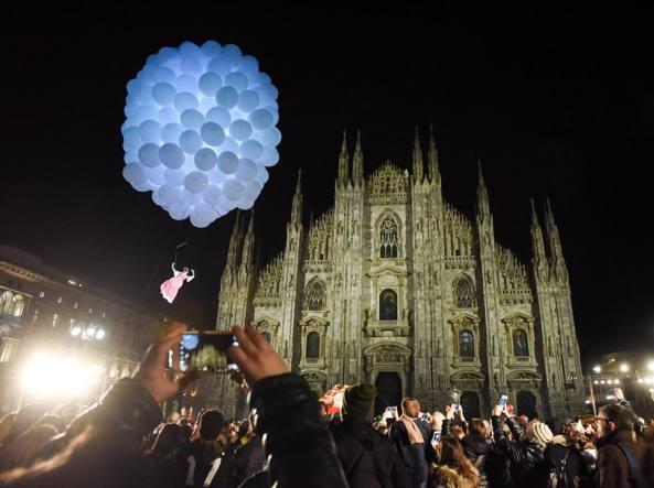 Carnevale Ambrosiano in Duomo