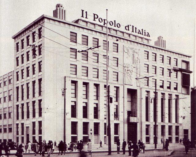 Palazzo dei Giornali a Milano: da simbolo del giornalismo a ufficio informazioni