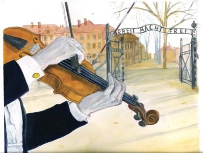violino ritrovato