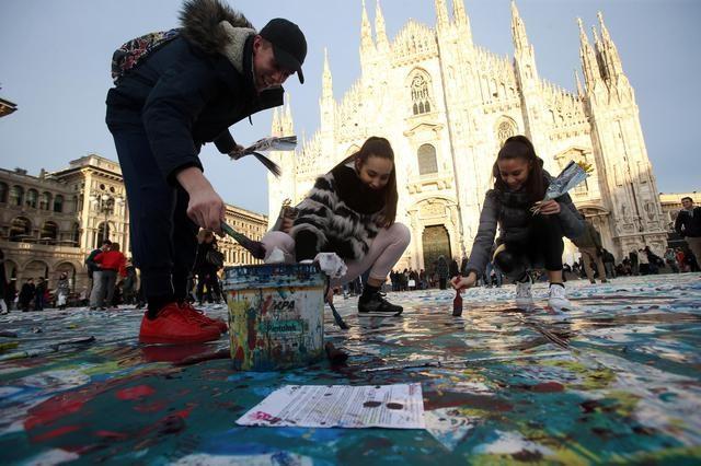 Giornata Internazionale della Donna a Milano