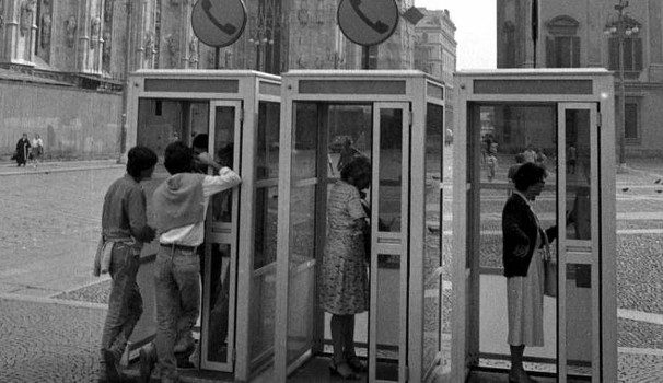 Milano nel 1952
