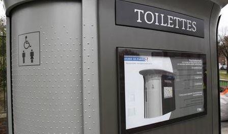 Arrivano i bagni pubblici nel centro di Milano: saranno autopulenti!