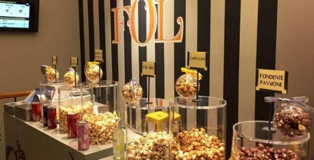Apre a Milano FOL popcorn: tutte le informazioni!