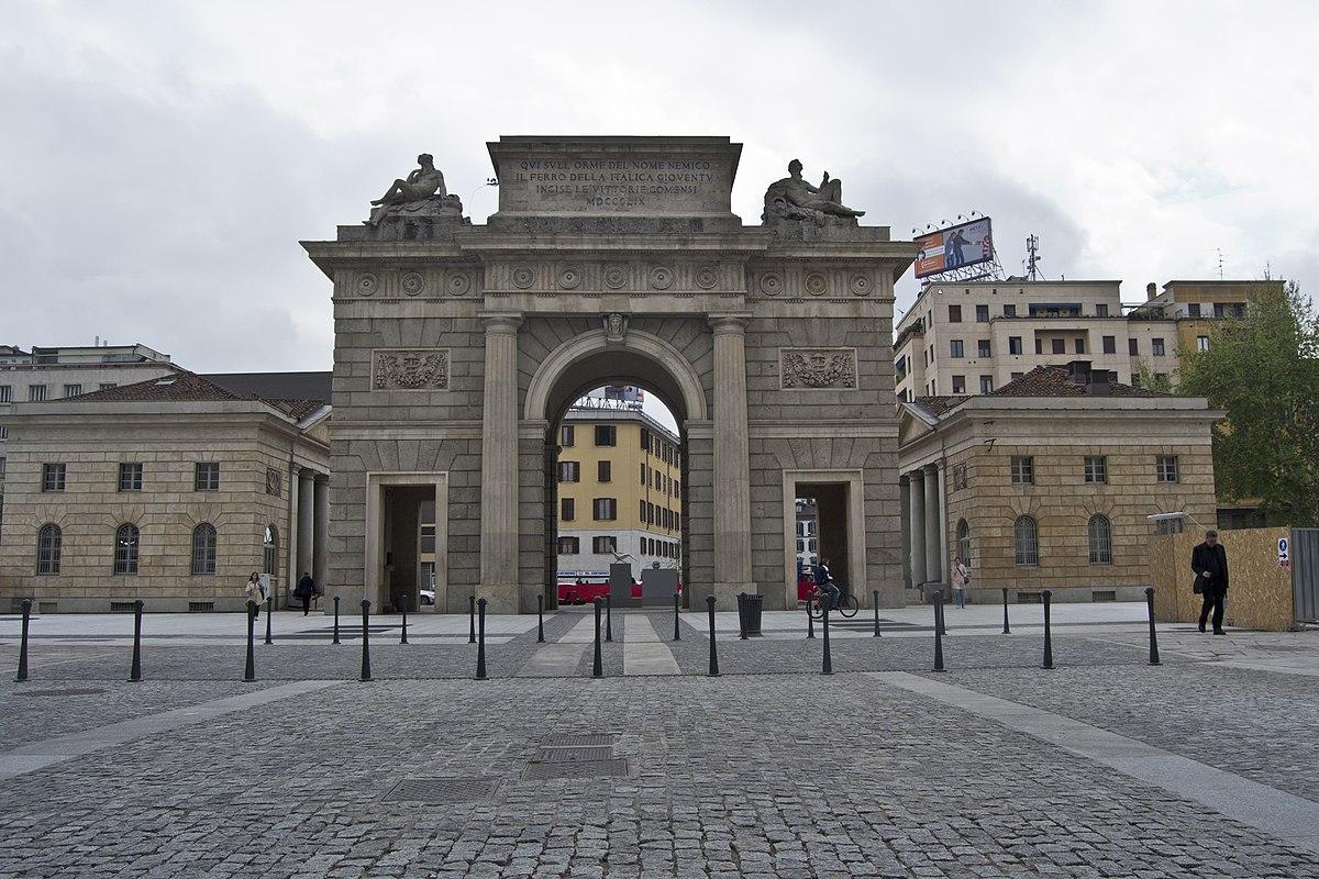 Quante e quali sono le Porte di Milano? Scopriamo la loro storia!