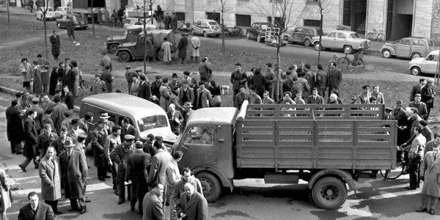 La banda di via Osoppo: la rapina milanese degli anni Cinquanta