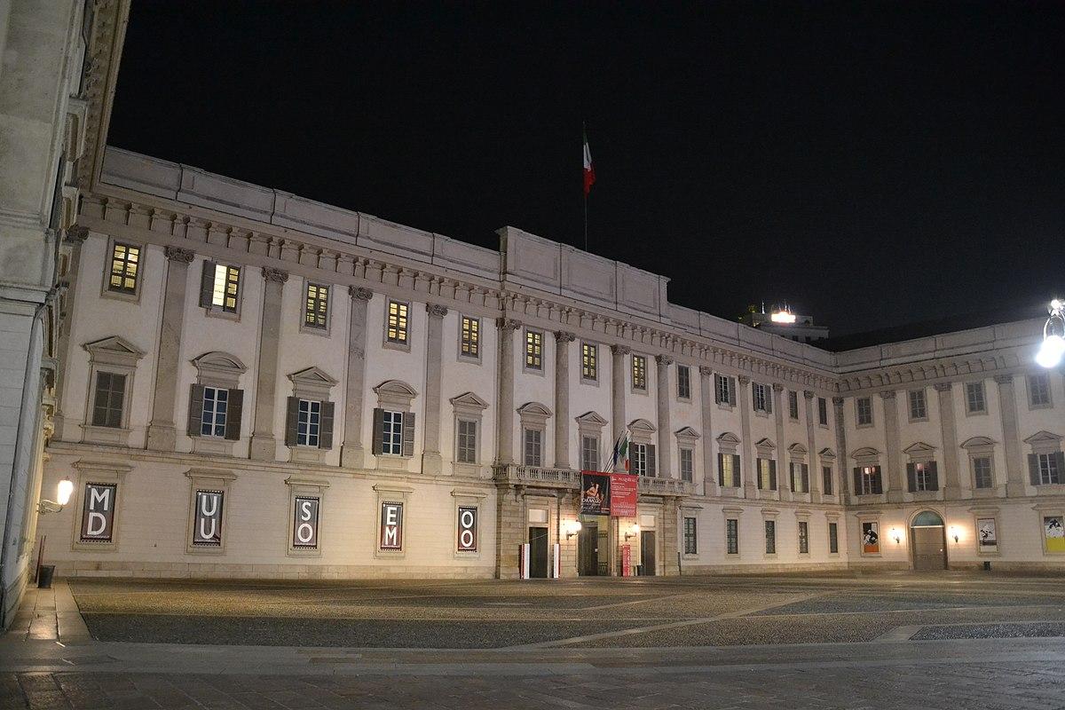 Palazzo Reale a Milano, uno dei musei più visitati al mondo