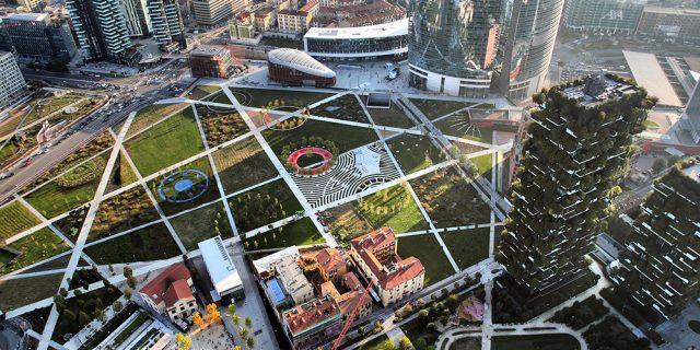 Inaugura la Biblioteca degli Alberi, terzo parco pubblico più grande di Milano!
