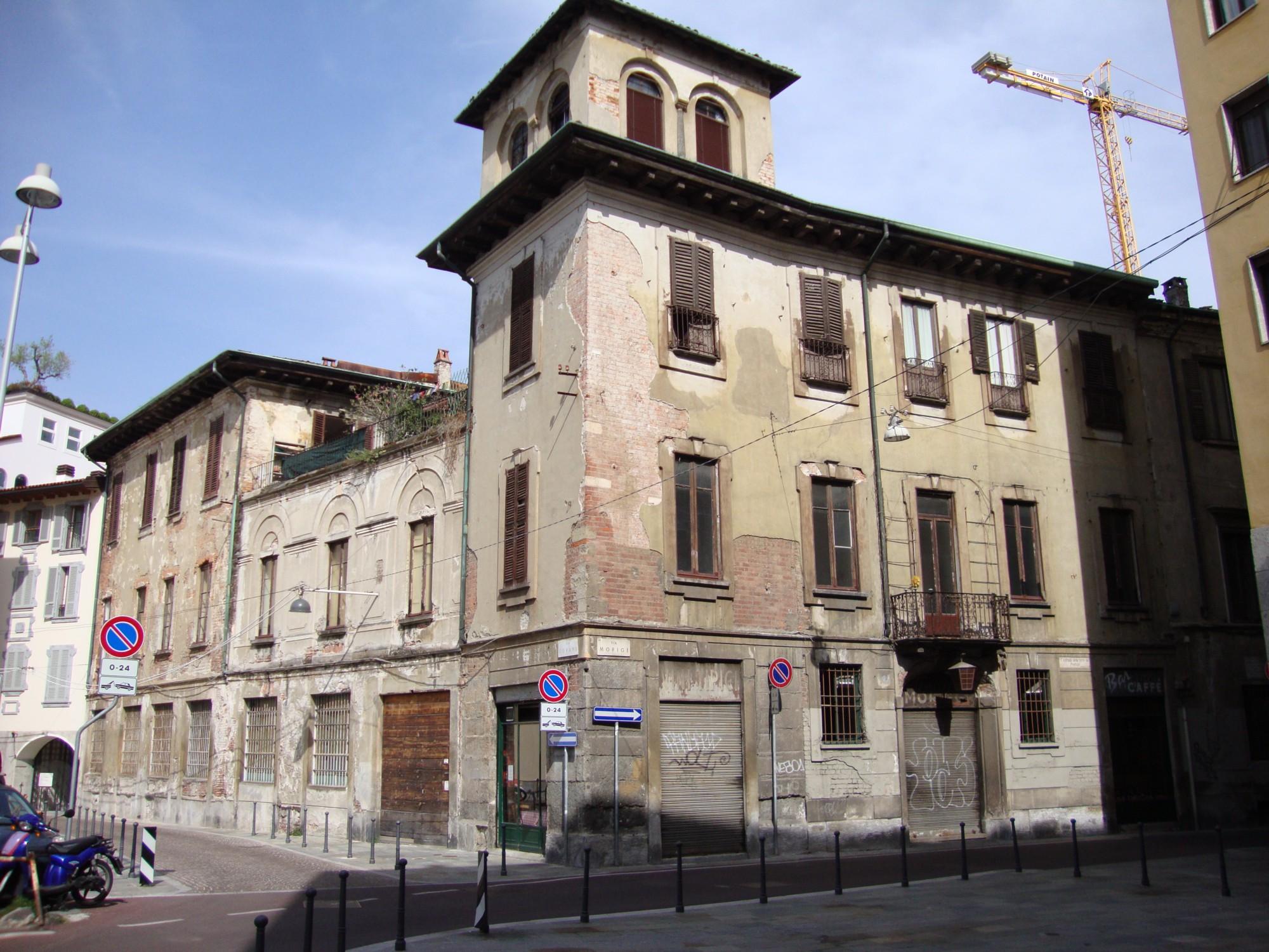 Casa Morigi a Milano, la prima comune gay d'Italia!
