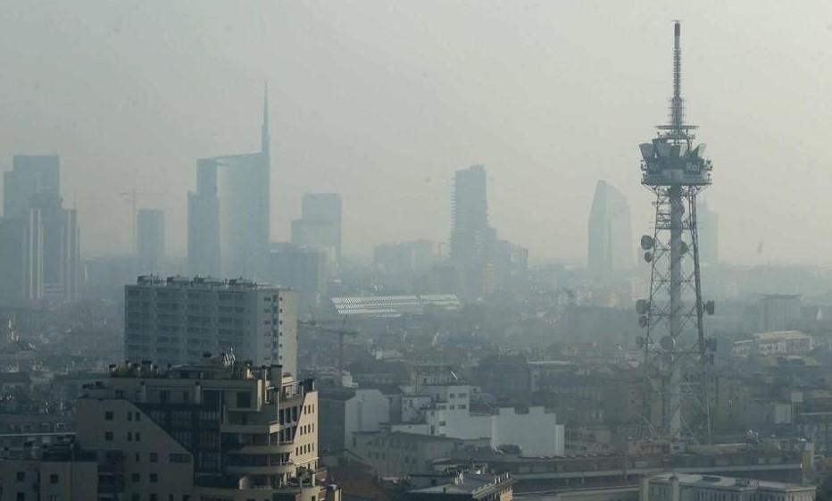 Pm10 a Milano