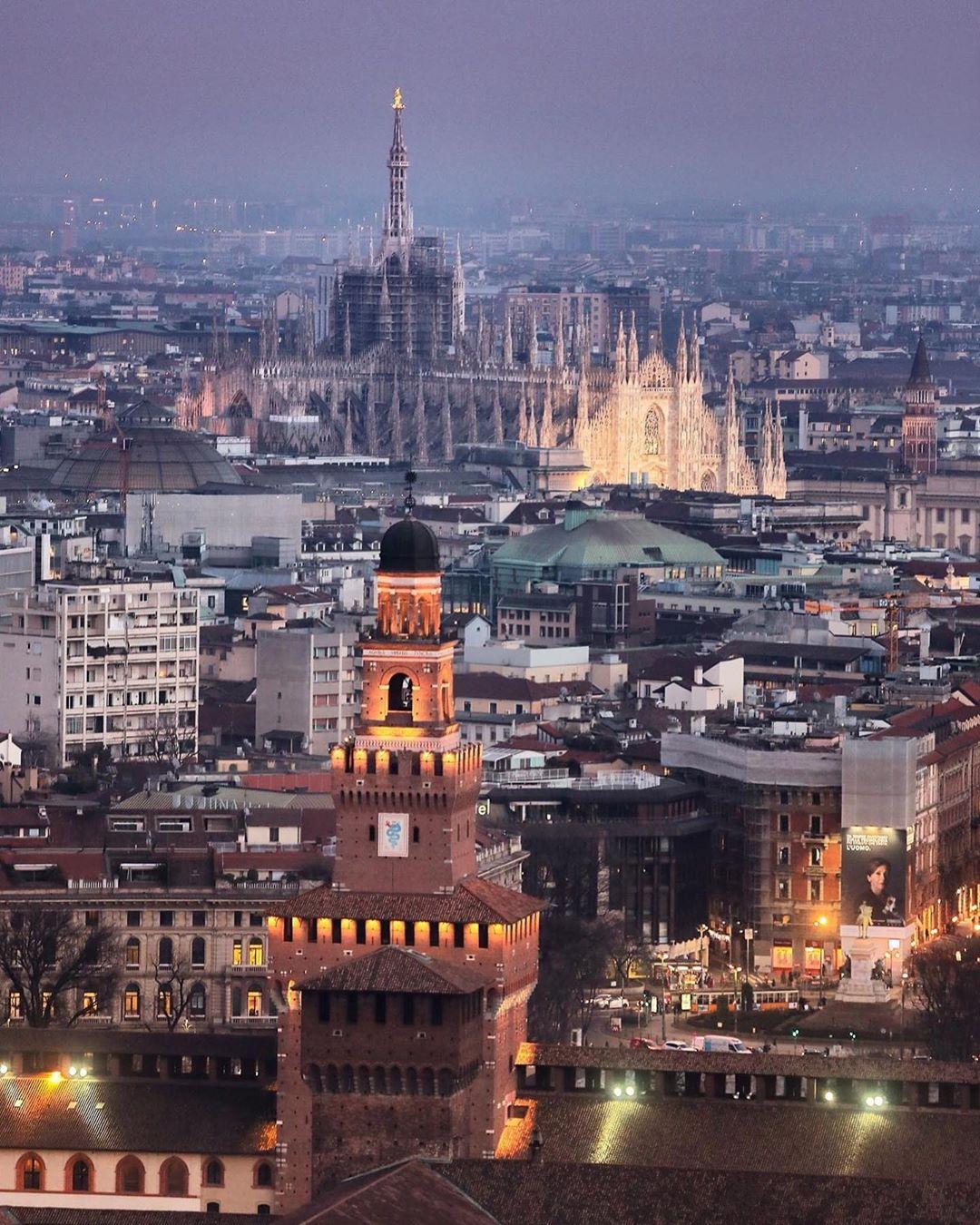 Meteo a Milano, inizia una settimana caratterizzata dal tempo instabile: temporali in arrivo anche nel corso del week end