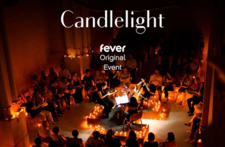 Candlelight concerti al lume di candela a Milano