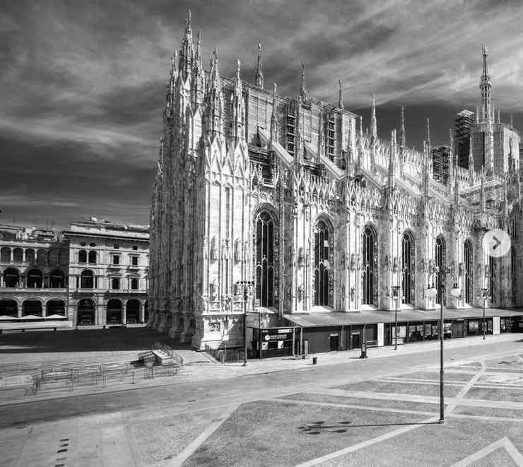 La mostra d'arte di Carlo Mari a Milano